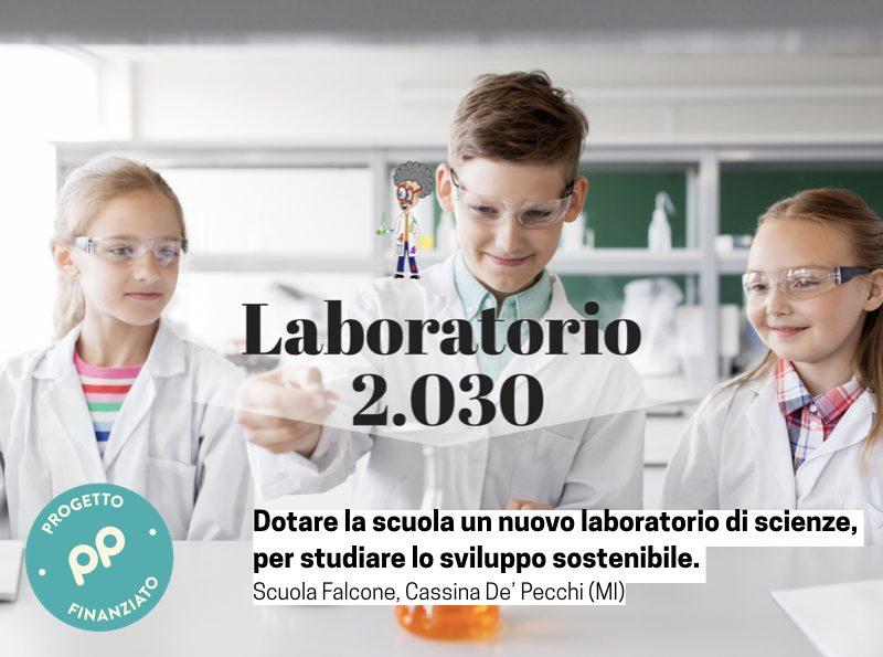 Laboratorio 2.030