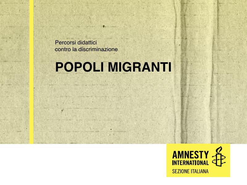 I popoli migranti
