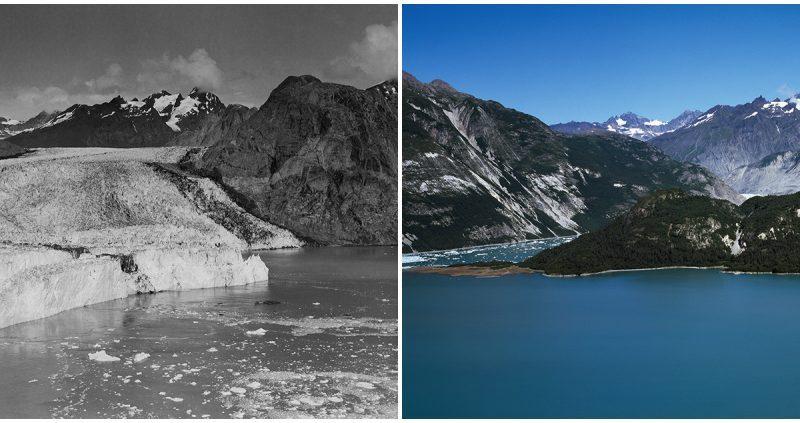Sulle tracce dei ghiacciai